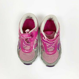 Saucony Shoes - Saucony Toddler Girls Athletic Sneakers Shoes